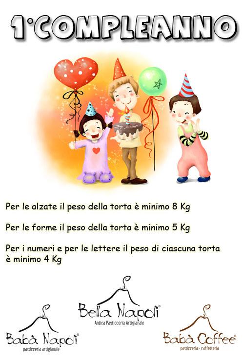 Bella Napoli Catalogo Torte